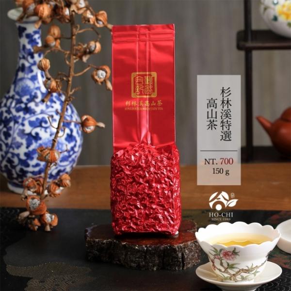 杉林溪特選高山茶150g 1