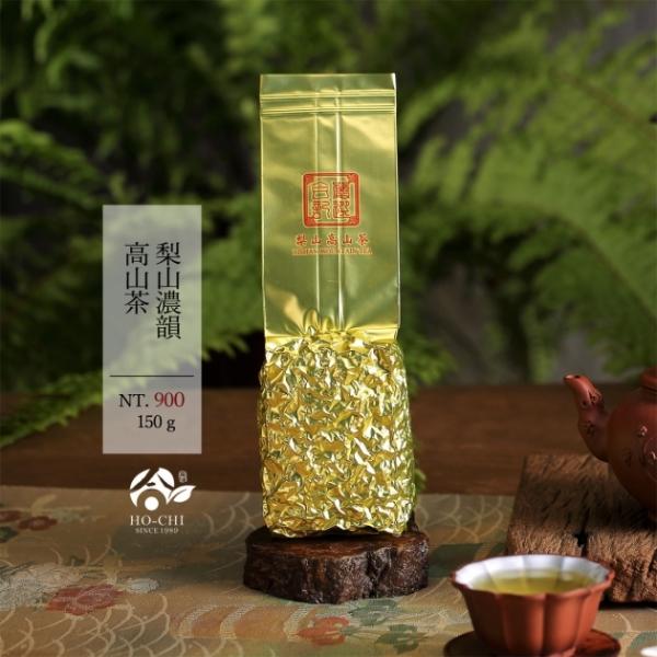 梨山濃韻高山茶150g 1