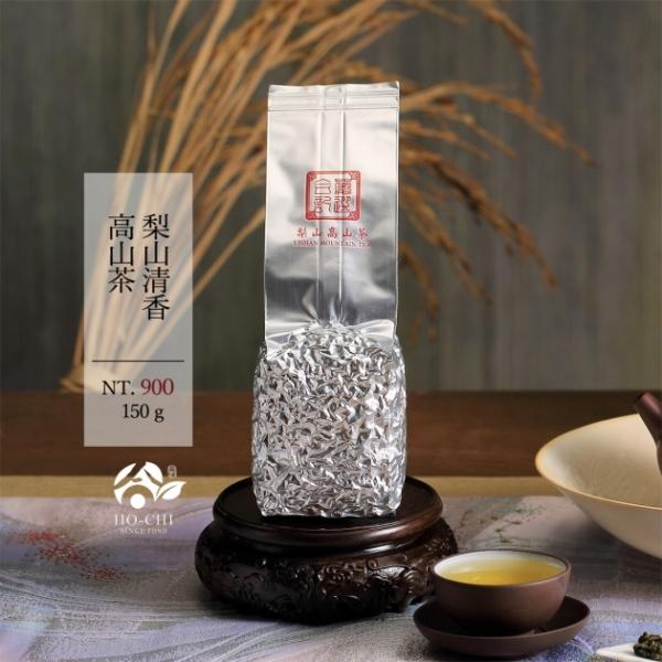 梨山清香高山茶150g 1