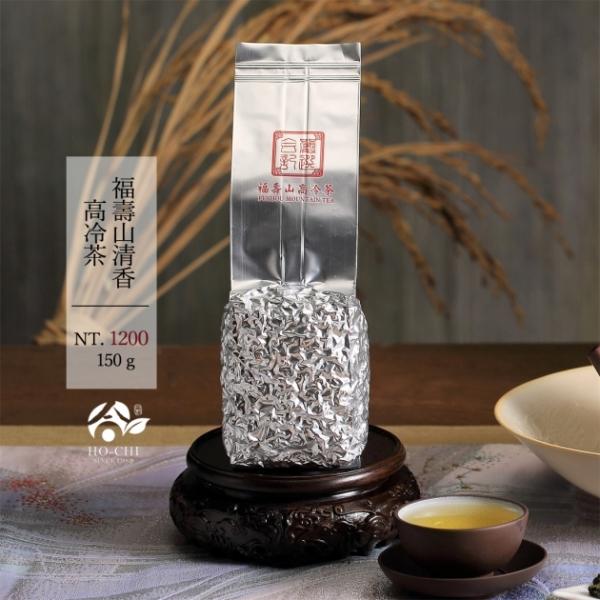 福壽山清香高冷茶150g 1