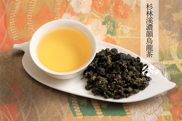 杉林溪濃韻高山茶150g 3