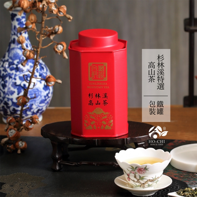 杉林溪特選高山茶150g 2