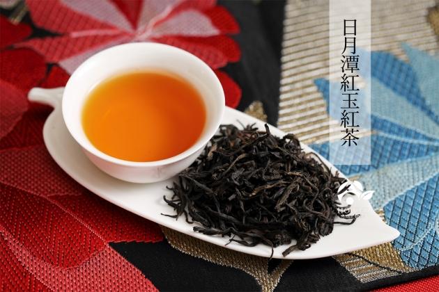 日月潭紅玉紅茶75g 3