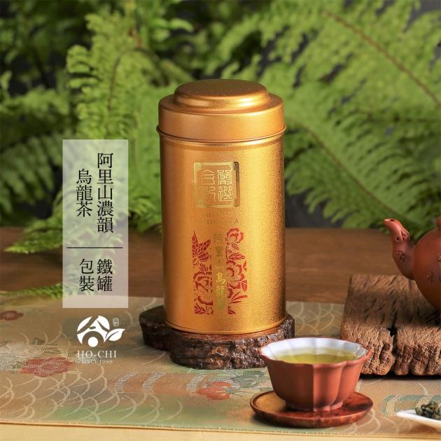 阿里山濃韻烏龍茶150g 2