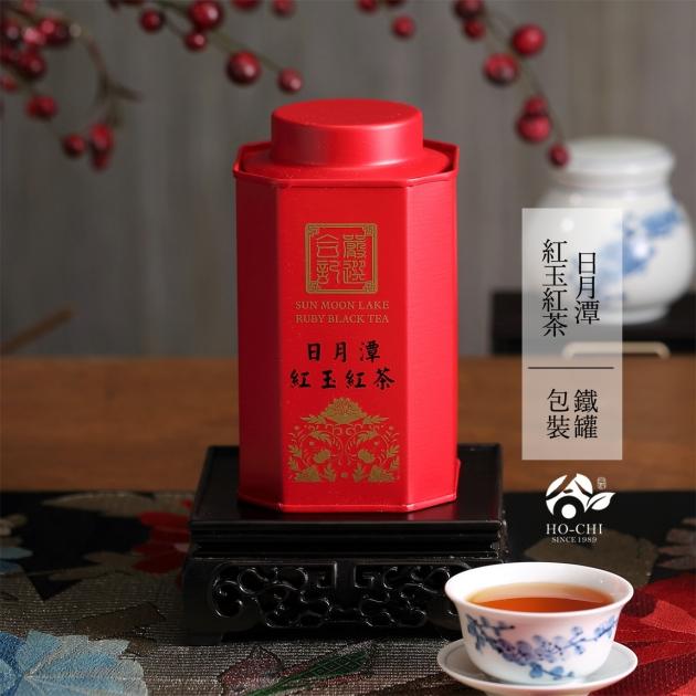 日月潭紅玉紅茶75g 2
