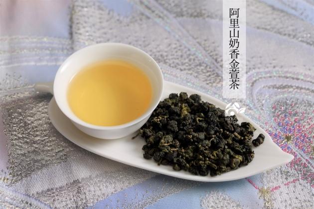 阿里山奶香金萱茶150g 3