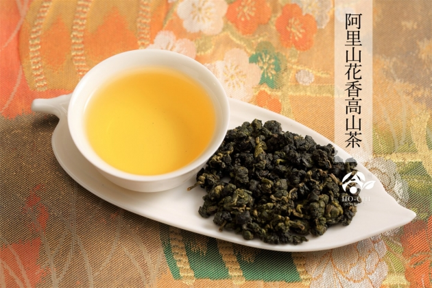 阿里山花香高山茶150g 3
