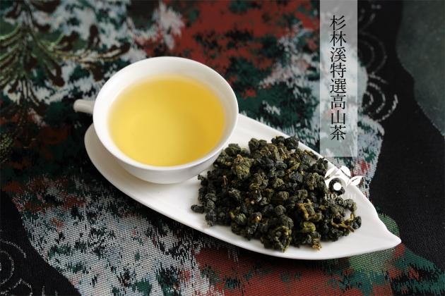 杉林溪特選高山茶150g 3