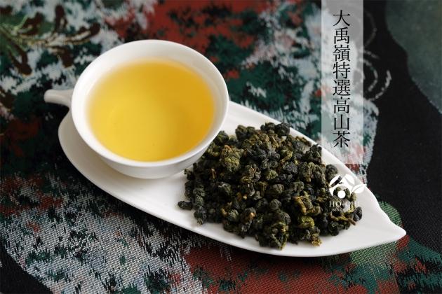 大禹嶺特選高冷茶150g 3