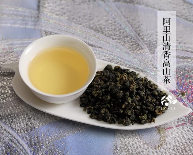 阿里山清香高山茶75g 3