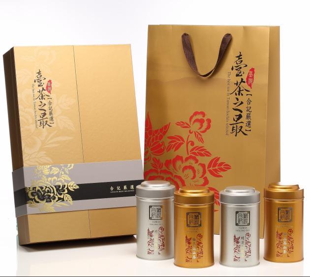 阿里山大茶禮(四款風味) 4