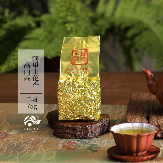 阿里山小茶禮(高山茶+金萱茶) 4