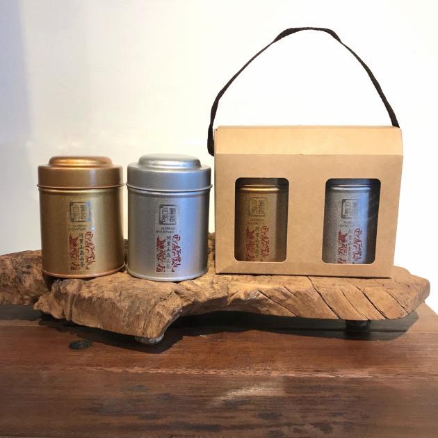 阿里山小茶禮(高山茶+金萱茶) 2