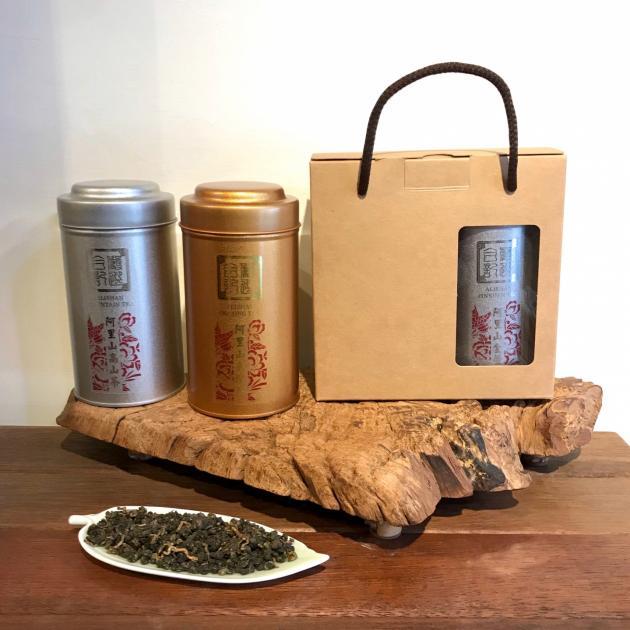 嚴選特色茶禮(包種茶+椪風茶) 2